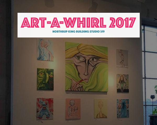 Art-A-Whirl 2017